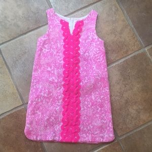 Lilly Pulitzer for Target- Girls Dress Size 6/6x